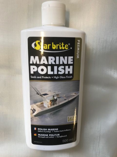 Star Brite Premium Marine Polish PTEF 500ml Max UV Protection